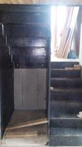 Stahltreppe 2