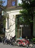 Coffeeshop Yo Yo Amsterdam