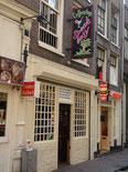 Coffeeshop Speak Easy Amsterdam