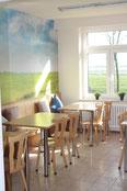 Speisesaal 2 Ferienhaus Fototapete Nordsee Carolinensiel