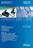 Titelbild Prospekt: Auerswald COMfort 200