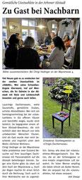 Wochenzeitung felix, 11.09.2015