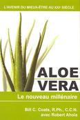 1/ Aloe vera la plante du nouveau millénaire  de Bill C. Coats