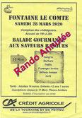 Samedi 28 mars Fontaine le Comte
