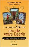 Le Coffret ABC du Jeu de votre Destin, Pierres de Lumière, tarots, lithothérpie, bien-être, ésotérisme