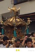 二郎さん:飛木稲荷神社祭礼