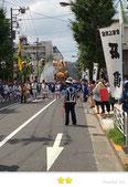 二郎さん:富岡八幡宮例祭