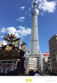 kazzさん:牛嶋神社祭礼