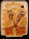 Koffer Giraffen - Pack Easy