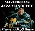 stage guitare jazz manouche gers camping arros