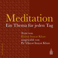 Buchcover Meditation - Ein Thema für jeden Tag