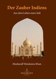 Buchcover Der Zauber Indiens
