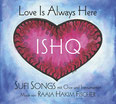 CD-Cover ISHQ: Sufi Songs