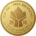 Ausgezeichnet mit dem Prix Bienvenu 2015 für besonders freundlichen Service