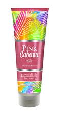 Pink Cabana Pink Collection Swedish Beauty zonnebankcreme zoncosmetica zonnebrand bronzer DHA Cosmetisch Natuurlijk Aftersun Huidverzorging