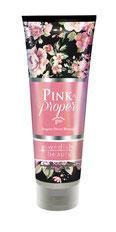 Pink & Proper Pink Collection Swedish Beauty zonnebankcreme zoncosmetica zonnebrand bronzer DHA Cosmetisch Natuurlijk Aftersun Huidverzorging