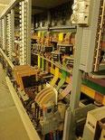 Prüfung einer alten elektrischen Niederspannungshauptverteilung