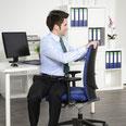 yoga au bureau, en entreprise, yoga corporate