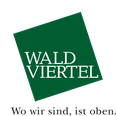 Logo der Destination Waldviertel - Wo wir sind, ist oben.