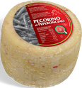 pecorino maremma new taste sheep sheep's cheese dairy caseificio tuscany tuscan spadi follonica block 600g 0.6kg italian origin milk italy matured aged flavored flavor aromatic al peperoncino hot red pepper chili