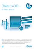 Titelbild Poster: Die Auerswald Telefonanlage nach Maß - inkl. Auerswald COMmander 6000