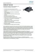 Titelbild Datenblatt: Auerswald COMfortel 2500 AB