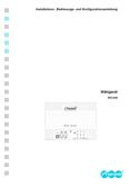 Titelbild Bedienungs- und Konfigurationsanleitung: Auerswald WG-640