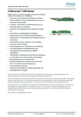 Titelbild Datenblatt: Auerswald COMmander VMF-Modul / VMF-R-Modul