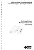 Titelbild Inbetriebnahme- und Bedienanleitung: Auerswald COMfortel 500