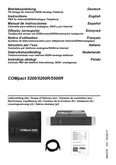 Titelbild Bedienungs- und Konfigurationsanleitung: Auerswald COMpact 5500R