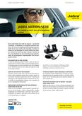 Titelbild Prospekt: Jabra BIZ 2400 Mono