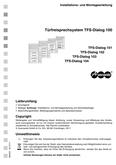 Titelbild Installation und Montage: Auerswald TFS-Dialog 100