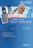 Titelbild Prospekt: Auerswald COMfortel DECT 900C