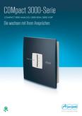 Titelbild Prospekt: Auerswald COMpact 3000 analog