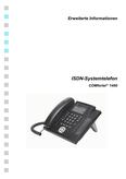 Titelbild Erweiterte Informationen: Auerswald COMfortel 1400