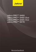 Titelbild Bedienungsanleitung: Jabra PRO 9460 Mono