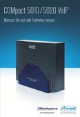 Titelbild Prospekt: Auerswald COMpact 5010 VoIP