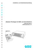 """Titelbild Installations- und Inbetriebnahmeanleitung für COMmander Basic.2 19"""""""