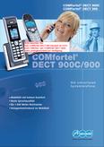 Titelbild Prospekt: Auerswald COMfortel DECT 900