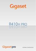 Titelbild Bedienungsanleitung: Gigaset R4100H PRO