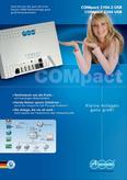Titelbild Prospekt Auerswald COMpact 2204 USB
