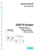 Titelbild Bedienhandbuch für den Benutzer Auerswald COMpact 4406 DSL
