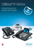 Titelbild Prospekt: Auerswald COMfortel 1200 IP