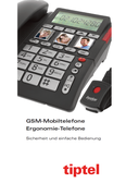 Titelbild Prospekt: Ergonomie Telefone