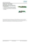 Titelbild Datenblatt: Auerswald COMmander Auerswald COMmander 8UP0-Modul / 8UP0-R-Modul