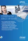 Titelbild Prospekt: Auerswald COMfortel DECT IP1040