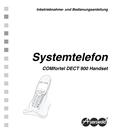 Titelbild Auerswald COMfortel DECT 900