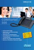 Titelbild Prospekt: Auerswald COMfortel 500