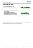 Titelbild Datenblatt: Auerswald COMmander S2M-Modul / S2M-R-Modul