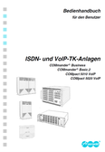 Titelbild Bedienhandbuch für den Benutzer Auerswald COMpact 5010 VoIP